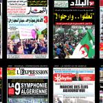 الصحف الجزائرية: لن تخدعونا.. تعقلوا وارحلوا