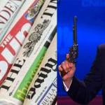نافذة على الصحافة العالمية: أساليب ترامب «الشريرة».. المسدس في يد الشعب الأمريكي