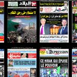 الصحف الجزائرية: الشعب يريد رأس الأفعى «سارق ختم الرئاسة»