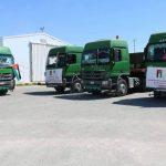 قافلة مساعدات أردنية تصل قطاع غزة
