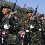 مجموعات مسلحة تحرق موقعا عسكريا للحكومة في ميانمار