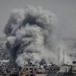 تصاعد العدوان.. 24 شهيدًا و150 جريحًا بغزة و600 صاروخ على أهداف إسرائيلية