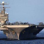 إيران: إرسال أمريكا حاملة طائرات وقاذفات للشرق الأوسط «حرب نفسية»
