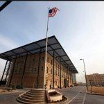 مراسل الغد: سقوط صاروخين قرب السفارة الأمريكية في بغداد