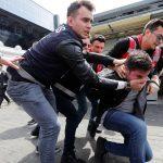 صور| في عيد العمال.. اعتقال عشرات المتظاهرين في إسطنبول