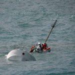 ارتفاع قتلى انقلاب قارب مهاجرين قبالة ساحل إيطاليا إلى 18