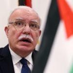 وزير الخارجية الفلسطيني: الاحتلال يقدم أراضينا هدية للمتطرفين