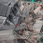 إنقاذ 11 شخصا من تحت أنقاض مبنى منهار في الصين