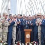 جسر تحيا مصر يدخل موسوعة جينيس للأرقام القياسية