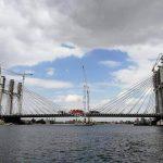 محور روض الفرج.. السيسي يفتتح أعرض جسر معلق في العالم