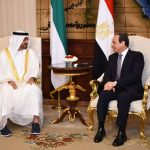 السيسي وولي عهد أبوظبي يبحثان مستجدات القضايا الإقليمية