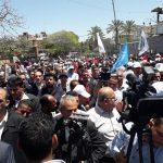 بمشاركة الفصائل.. مسيرة جماهيرية لمنظمة التحرير بغزة لإحياء ذكرى النكبة الـ71