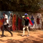الجرافيتي السوداني.. شعب يحتج وجدران توثق