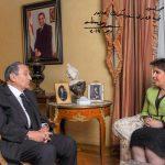 مبارك يبرئ أشرف مروان من تهمة الجاسوسية