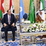 وصول الرئيس المصري إلى السعودية للمشاركة في قمتي مكة