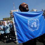 نائب فلسطيني يطالب جوتيريش بالتدخل لحل أزمة الأونروا