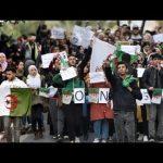 مراسلنا: مظاهرات الطلاب بالجزائر واجهت استثناءات أمنية غير مسبوقة