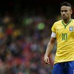 عودة نيمار إلى صفوف البرازيل للمباراتين ضد كولومبيا والبيرو