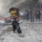 قوات روسية وسورية تكثف هجماتها في شمال غرب سوريا