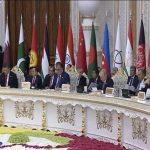 قمة « دوشنبه» الآسيوية ترفض العقوبات على دولها.. وترحب بتنفيذ إيران «كل التزاماتها»