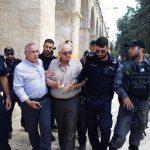 نادي الأسير: الاحتلال اعتقل أكثر من 600 فلسطيني بالقدس منذ مطلع 2020