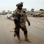هجوم صاروخي قرب قاعدة عراقية تستضيف جنودا أمريكيين