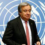 الأمم المتحدة تدعو لوقف إطلاق النار في العالم لمواجهة كورونا