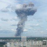 19 مصابا في انفجار بمصنع متفجرات وسط روسيا