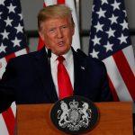ترامب يدرس فرض عقوبات بشأن خط غاز روسي