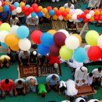 صور| احتفالات عيد الفطر المبارك
