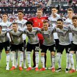 ألمانيا تسحق استونيا 8-صفر وأيرلندا الشمالية تحقق انتصارا بشق الأنفس