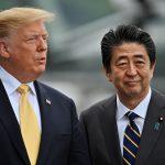 البيت الأبيض: ترامب وآبي يبحثان كوريا الشمالية وإيران
