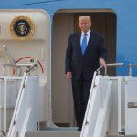 ترامب يصل إلى كوريا الجنوبية تمهيدا لزيارة المنطقة منزوعة السلاح