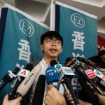حكم بالسجن 10 أشهر إضافية بحق المعارض جوشوا وونج