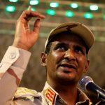 دقلو: نسعى لتحقيق السلام في السودان وتطبيق اتفاق جوبا