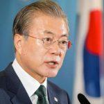 رئيس كوريا الجنوبية: بلادنا مستعدة دائما للحوار مع اليابان بشأن الخلافات التاريخية