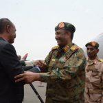 فتح الحدود بين السودان وإريتريا