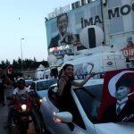 ثورة احتفالية ضد خسارة حزب أردوغان في إسطنبول