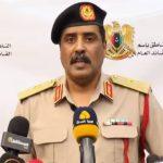 المسماري: القوات الجوية لم تشن أي غارات على منطقة مرزق