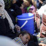 مهاجرون ينصبون خياما في صربيا ويستعدون لعبور الحدود إلى غرب أوروبا