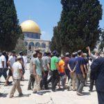 الأردن يدين اقتحام وزير إسرائيلي للأقصى