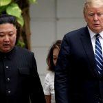 زعيم كوريا الشمالية يتلقى رسالة من ترامب