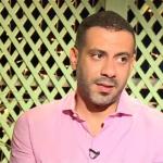 محمد فراج: أحببت آدم «الشرير» في مسلسل قابيل