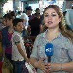 شاهد.. أجواء عيد الفطر في دمشق