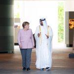 الإمارات وألمانيا تدعوان إيران للكف عن تصعيد التوتر