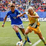 البرازيل تهزم إيطاليا بهدف مارتا من ركلة جزاء