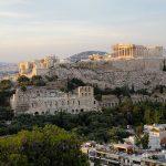 شبح التغير المناخي يهدد الآثار اليونانية القديمة