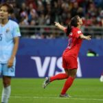 المنتخب الأمريكي للسيدات يحقق فوزا تاريخيا في كأس العالم.. ويواجه انتقادات