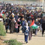 غزة.. إصابة 79 برصاص الاحتلال جراء قمع مسيرات العودة