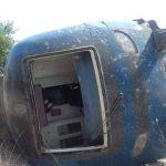 إصابة 21 راكبًا في حادث انقلاب قطار بتونس